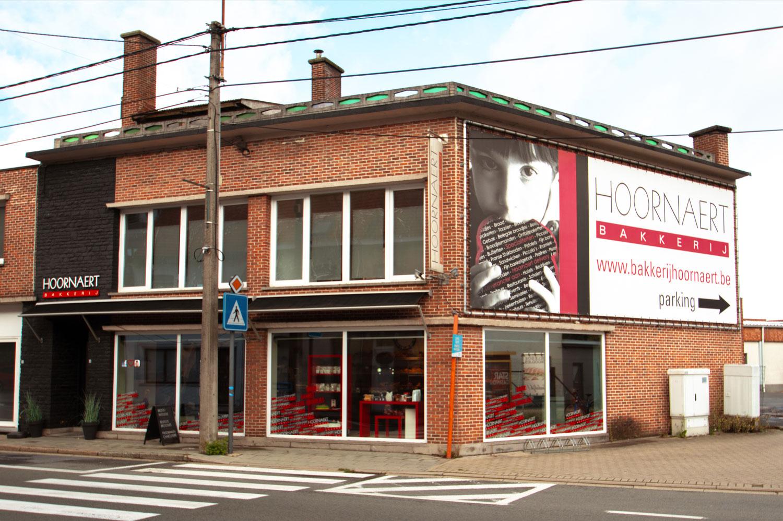 Bakkerij Hoornaert - Zwevegem
