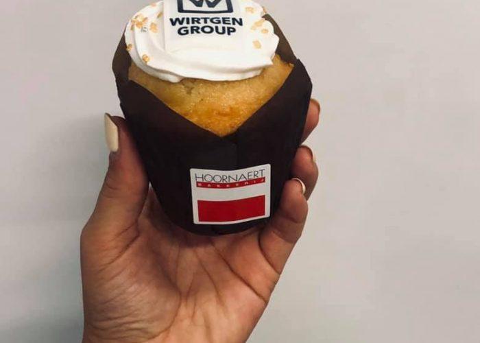 Bakkerij Hoornaert - Custom made muffin